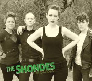 TheShondes-TheGarden-albumCover