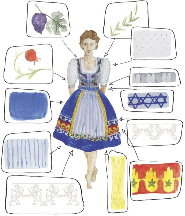 Illustration by Shifra Whiteman