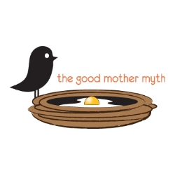 Good Mother Myth - image of bird and cracked egg