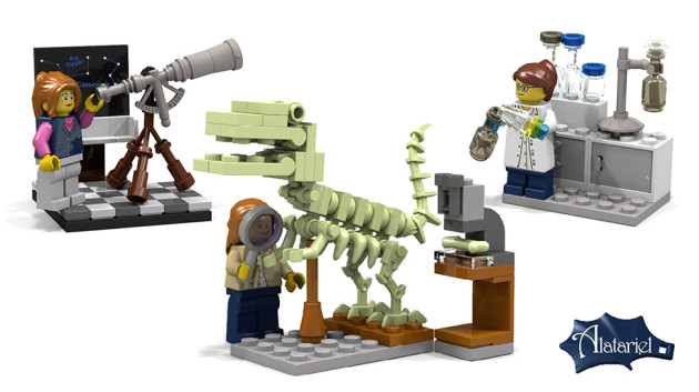 LEGO-female-scientist-set