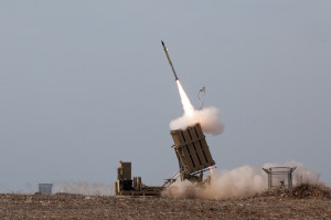 Israel's Iron Dome defense system (Wikimedia Commons)