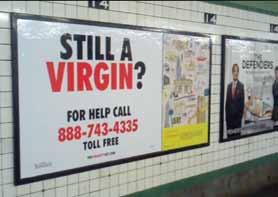 Happening - virginity 2