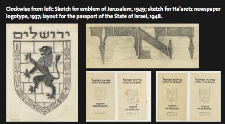 Franziska Baruch images: courtesy Israel Museum, Jerusalem, by Elie Posner.