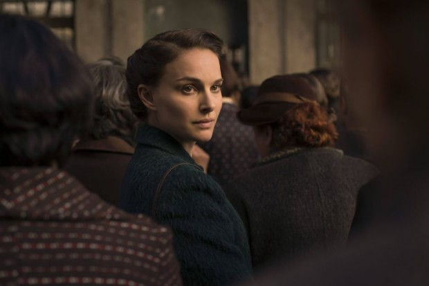 "Natalie Portman in ""A Tale of Love and Darkness."""