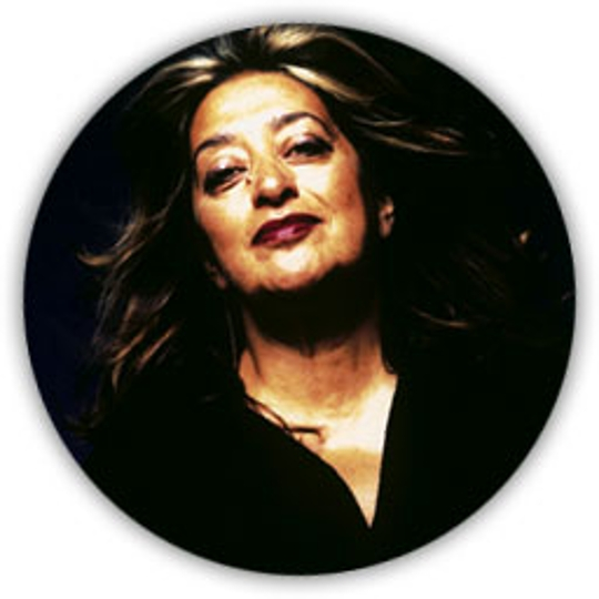 Zaha Hadid via Knight Foundation