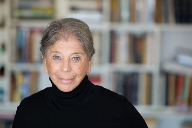 Vivian Gornick. Photo by Mitchell Bach.