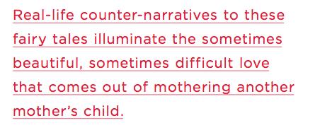 real-life counter-narratives...