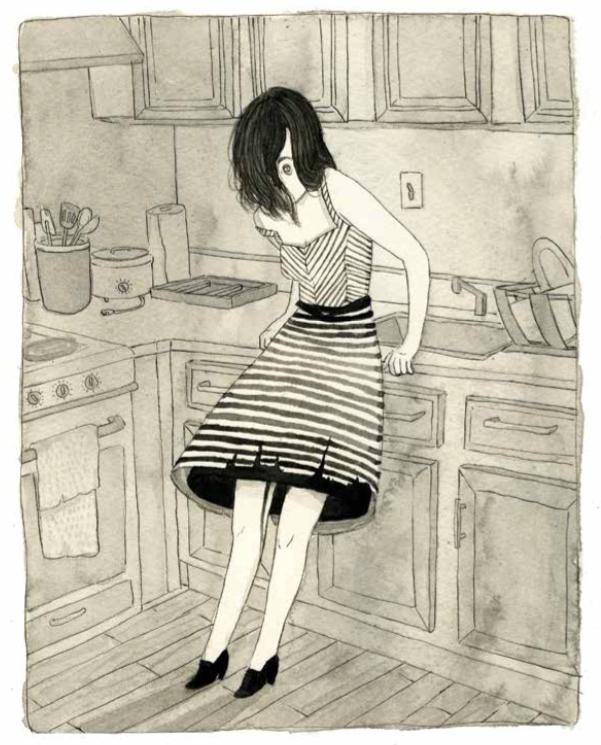 Art by Jensine Eckwall