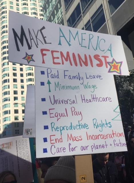 make america feminist