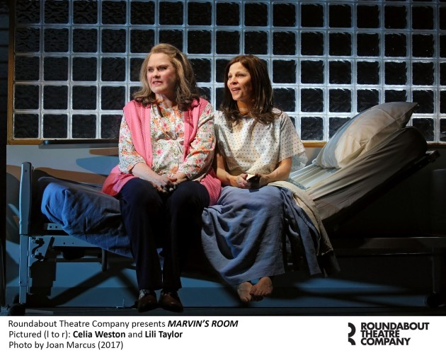 0264r2_Celia Weston and Lili Taylor in MARVIN'S ROOM, Photo by Joan Marcus 2017-1