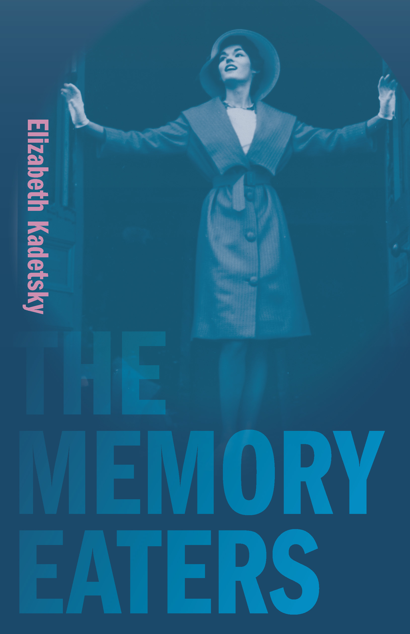 Cover of Kandetsky's New Book: The Memory Eaters