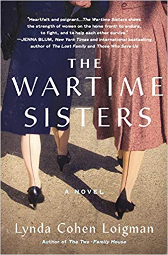 The Wartime Sisters Book Cover
