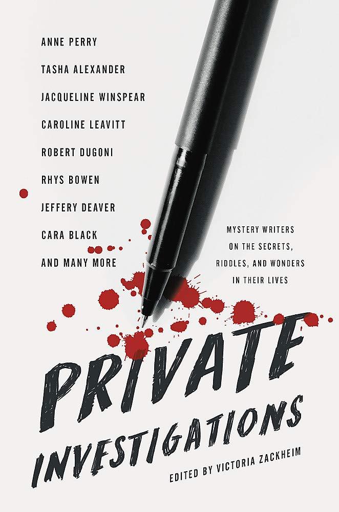 Book Cover of Private Investigations