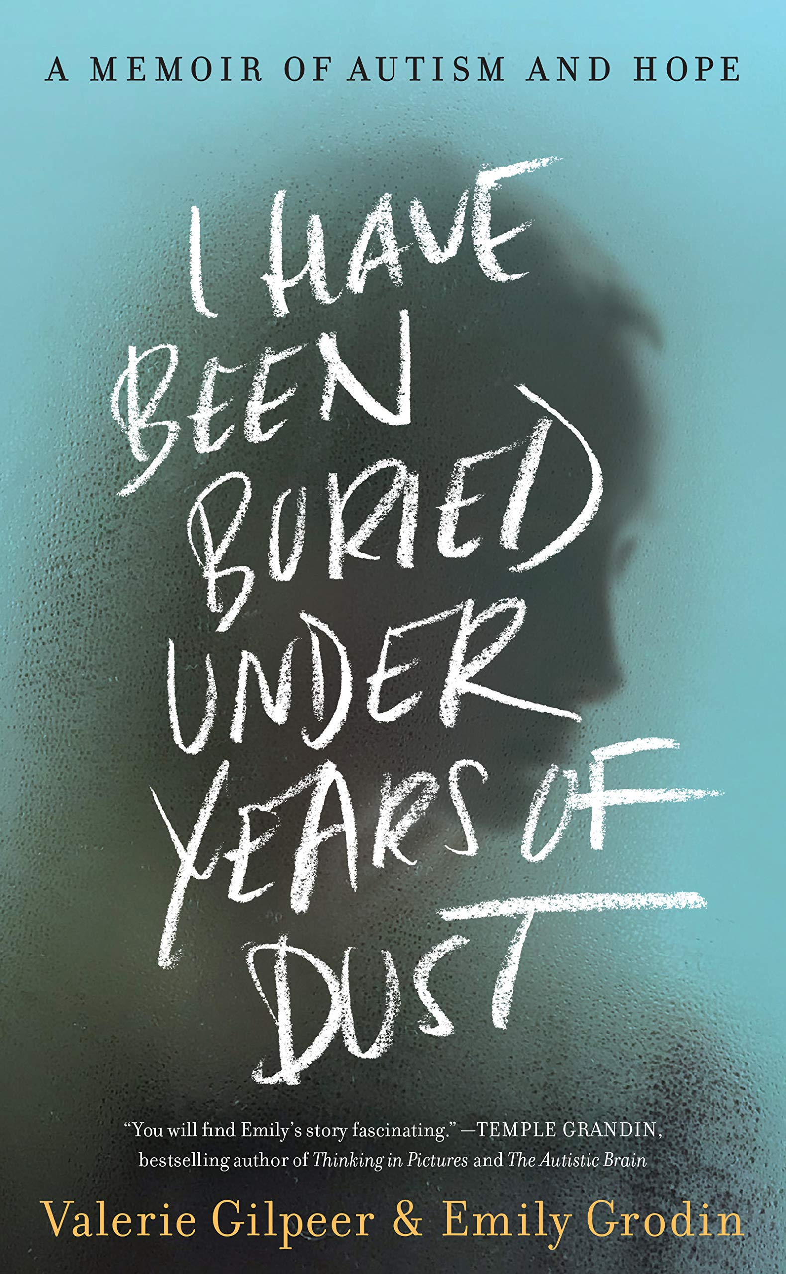 Cover: I have been buried under years of dust