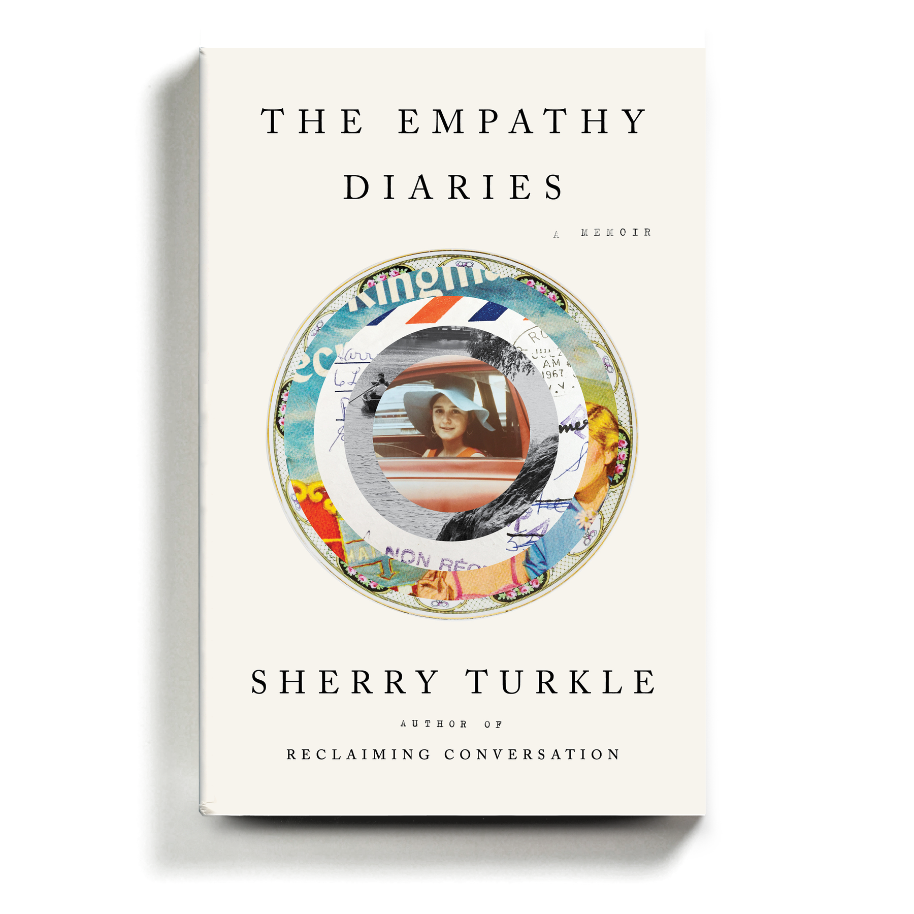 Cover: The Empathy Diaries